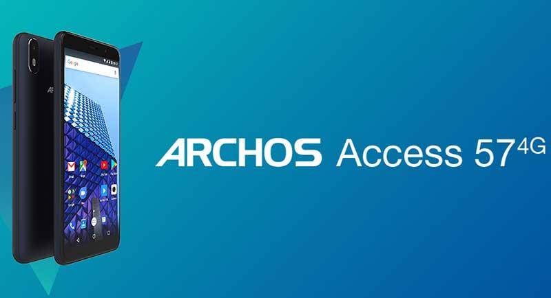 آرکاس Access 57 اندروید گو 5.7 اینچیِ 80 یوروئی!