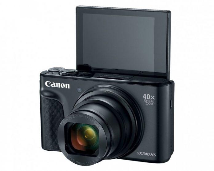 کانن SX740 HS دوربین خانگی با 40x زوم اپتیکال!