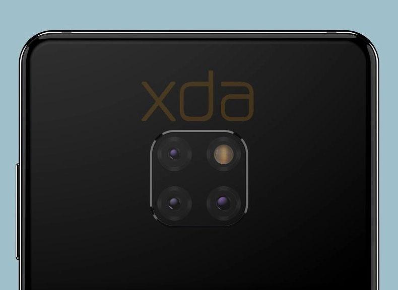 عکس و مشخصات Huawei Mate 20 را از نزدیک ببینید!