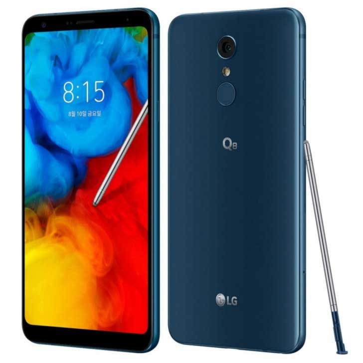 معرفی LG Q8 مجهز به قلم، نسخه دومی از Q Stylus