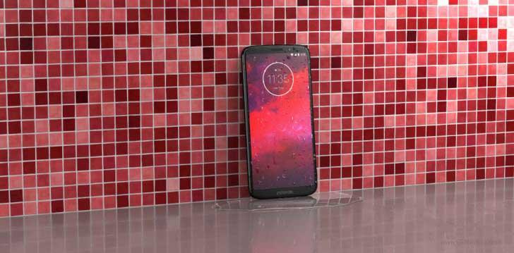 موتو Z3 پرچمداری با Snapdragon 835 و اثر انگشت جانبی