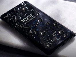 IFA 2018: سونی اکسپریا XZ3 با صفحهنمایش OLED خمیده
