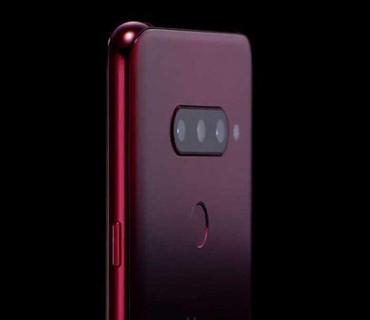 LG V40 ThinQ معرفی شد... البته نه کاملا!