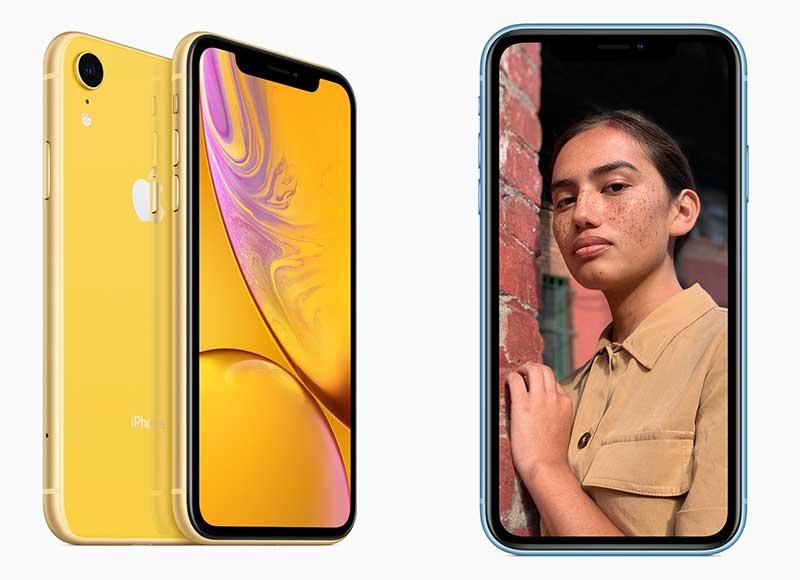 آیفون XR گوشی ارزانقیمت اپل در 6 رنگ