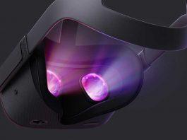 اوکولوس Quest هدست مستقل واقعیت مجازی
