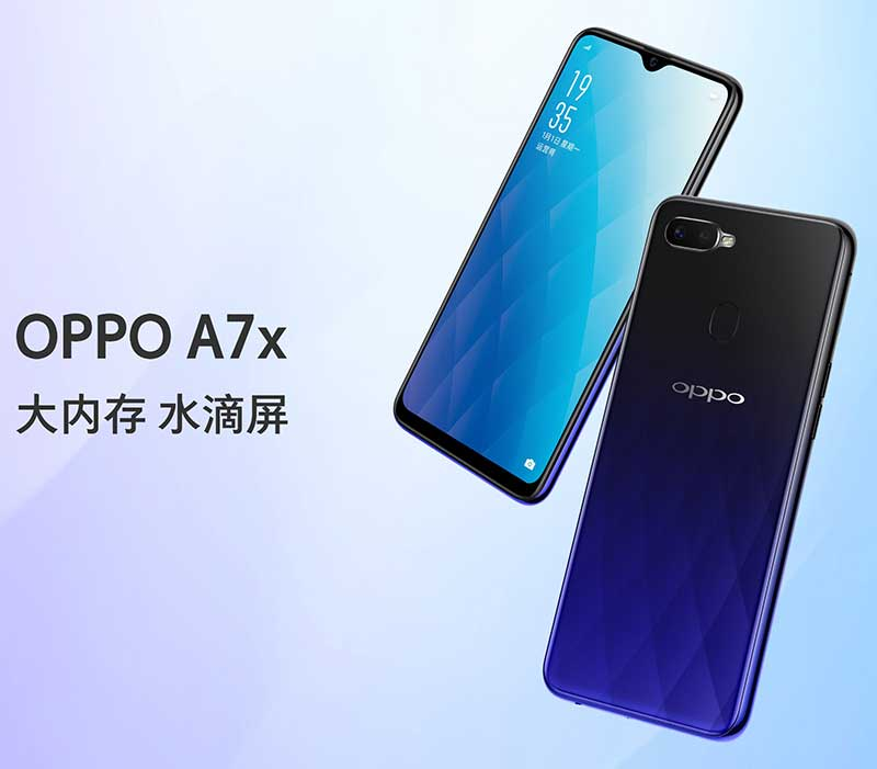 با Oppo A7x یا همان F9/F9 Pro با حافظه جدید آشنا شویدبا Oppo A7x یا همان F9/F9 Pro با حافظه جدید آشنا شوید