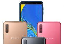 سامسونگ Galaxy A7 2018 اسمارتفونی با 3 دوربین!