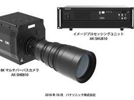 پاناسونیک و معرفی اولین دوربین 8K با سنسور اورگانیک!