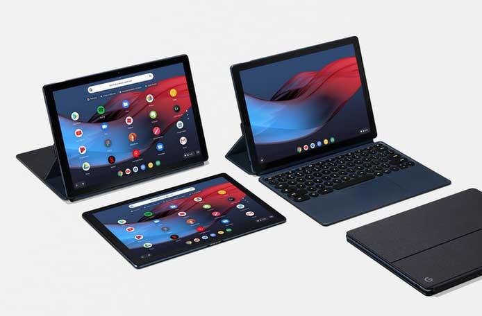 معرفی تبلت گوگل Pixel Slate با سیستمعامل Chrome