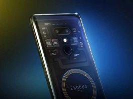 HTC Exodus 1 آمد، اولین گوشی بلاکچین دنیا