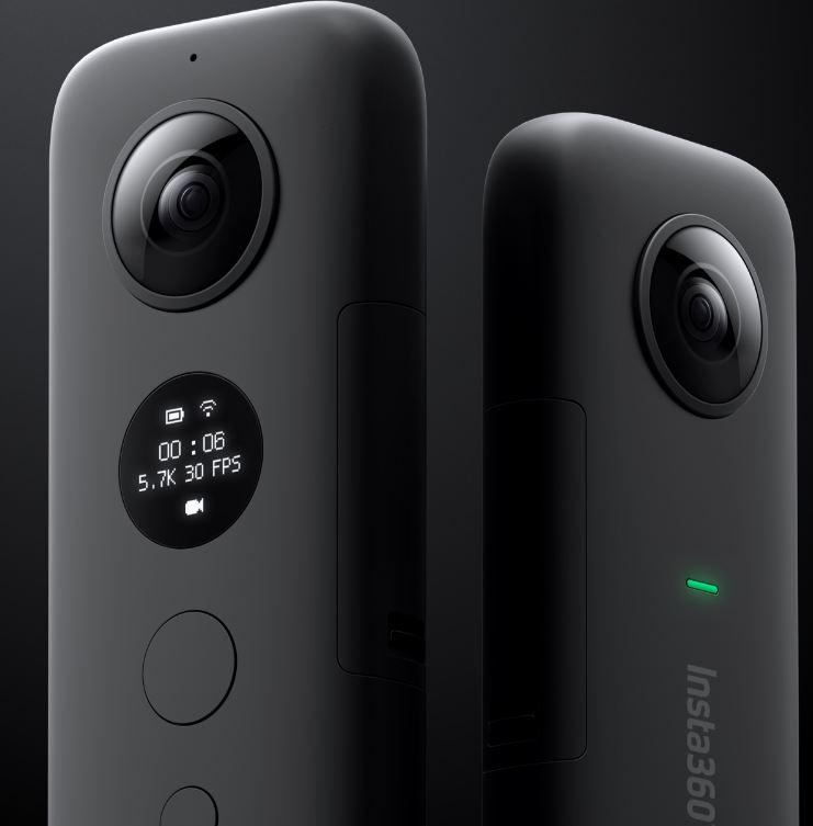 One-X دوربین ورزشی جدید Insta 360 با وضوح 5.7K