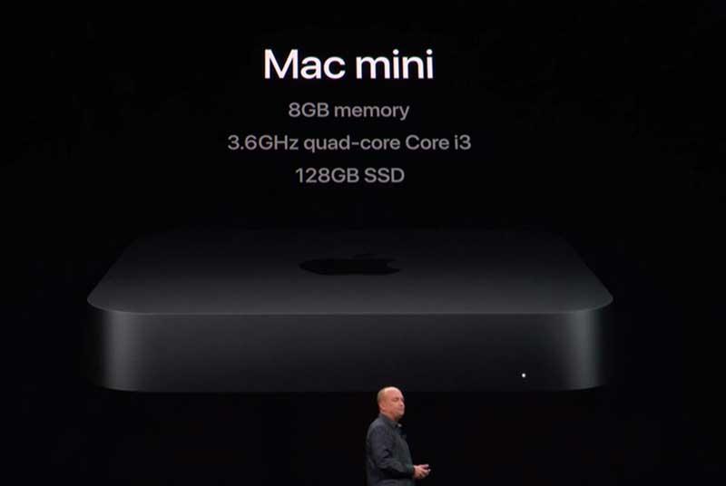 بازگشت دوباره مک مینی با رم 64 گیگابایتی و 2 ترابایت SSD