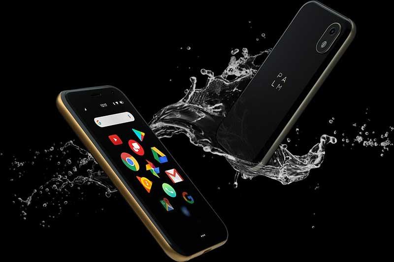 Palm جدید - موبایلی که واقعا یک موبایل نیست!