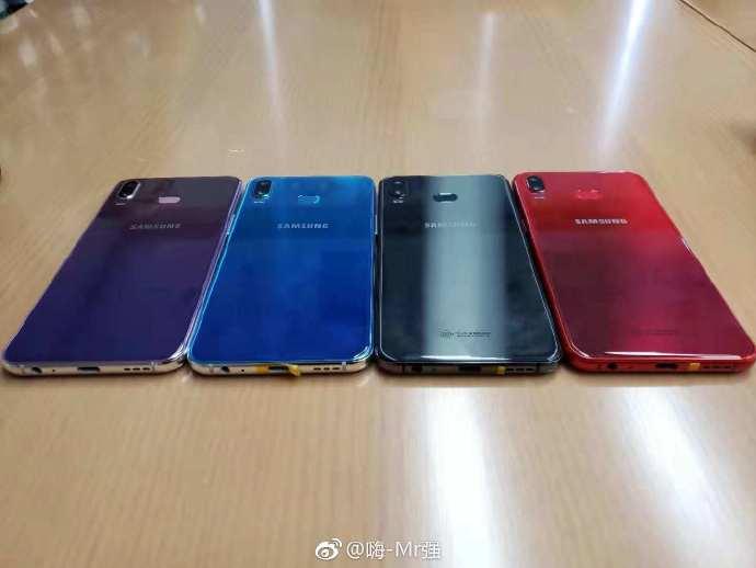 Galaxy A6s را چینیها برای سامسونگ میسازند؟Galaxy A6s را چینیها برای سامسونگ میسازند؟
