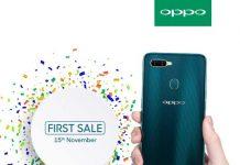 Oppo A7 ارزانقیمت 6.2 اینچی با فناوری HyperBoost