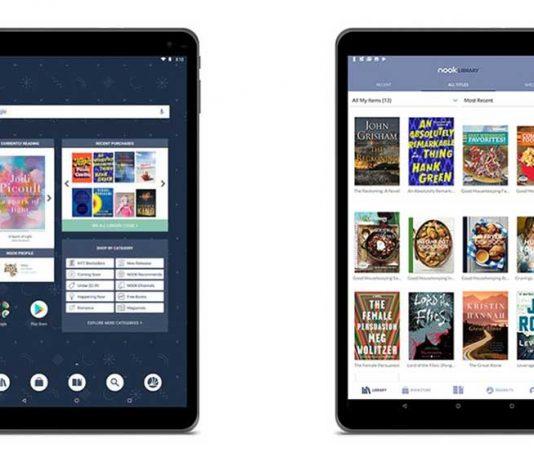 تبلت Nook بازگشت Barnes & Noble به دنیای تبلتها
