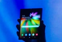 این شما و این گوشی خمشونده سامسونگ با فناوری Infinity Flex Display