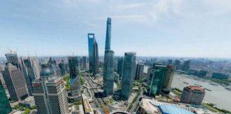 جزئیات فوقالعاده شانگهای در عکسی با وضوح 195 گیگاپیکسل!
