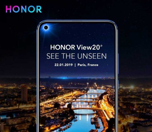 Honor View 20 غیر رسمی آمد: 48MP، سلفی درون صفحهنمایش!