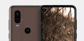 Motorola P40 جدیدترین گوشی با سلفی پانچ شده