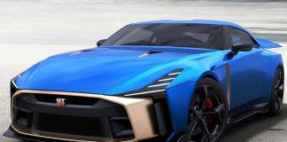 نیسان GT-R50 هیولای 710 اسبی 1 میلیون یوروئی!