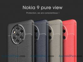 تصاویر قاب، 5 دوربینه بودن نوکیا9 را اثبات کرد!