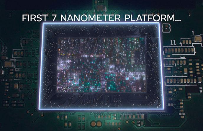 اسنپدراگون 8cx چیپست 7 نانومتری کوالکام برای ویندوز 10!