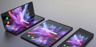 چینیها فناوری صفحه نمایش تاشوی سامسونگ را دزدیدند!
