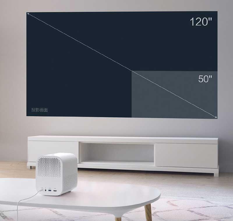 شیائومی Mi Home Projector Lite یک پروژکتور ارزان با HDR10