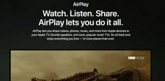 LG، سونی و Vizio نیز تلویزیونهائی با پشتیبانی AirPlay 2 ارائه میکنند