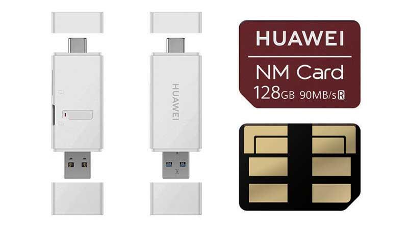 NM Card هواوی در بوته آزمایش: مشابه microSD