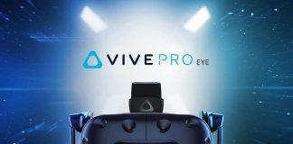Vive Pro Eye و Vive Cosmos واقعیت مجازیهای جدید HTC
