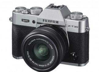 دوربین فوجی فیلم X-T30 بدون آینه 900 دلاری