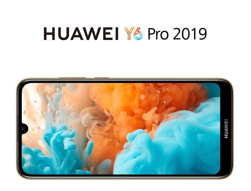 هواوی Y6 Pro 2019، ارزانقیمت 6.1 اینچی!