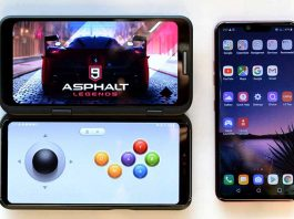 MWC 2019 - معرفی LG G8 ThinQ و V50 ThinQ