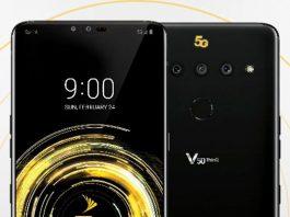 LG V50 ThinQ دستاورد 5G برای MWC 2019