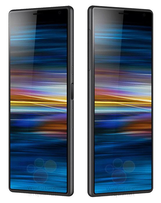 انتشار جزئیات بیشتری از Xperia XA3 و XA3 Ultra