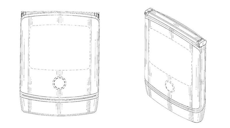 گوشی تاشوی موتورولا RAZR جدید با این قابلیتها میآید