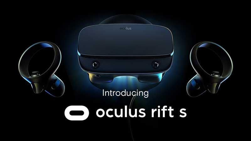 Oculus Rift S هدست واقعیت مجازی جدید 400 دلاری