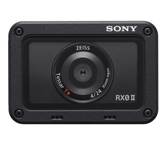 سونی RX0 II دوربین ورزشی 700 دلاری جدید