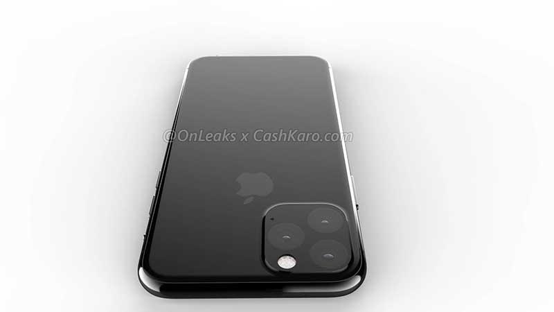 iPhone XI را با ظاهری عجیب ببینید!