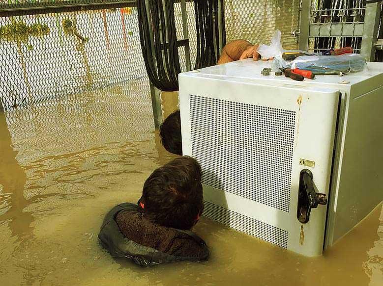 کمک پنج میلیارد ریالی ایرانسل به سیلزدگان اهدا شد