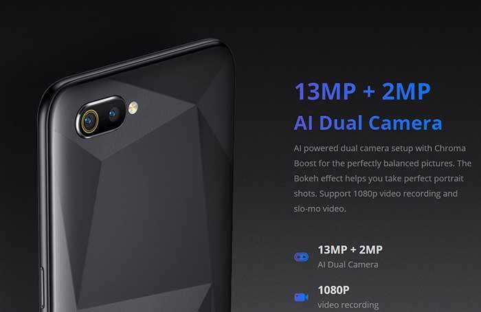 Realme C2 با صفحهنمایش 6.1 اینچی فقط 86 دلار!
