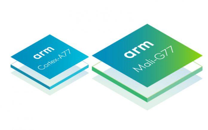 Cortex A77 و Mali G77 نسل جدید CPU و GPUهای ARM