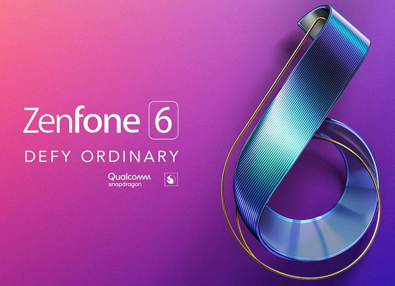 جادوی ZenFone 6: دوربین چرخشی، قیمتی رویایی!