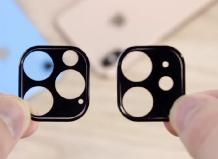 طراحی مربعی برای دوربینهای اصلی iPhone 11 تأیید شد