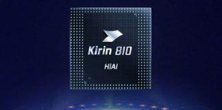 Kirin 810 پردازنده 7 نانومتری هواوی برای رده میانی