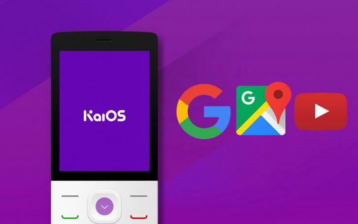 برنامههای KaiOS سومین سیستمعامل جهان برای آینده