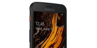 Galaxy Xcover 4s دژ مستحکم سامسونگ با طراحی قدیمی