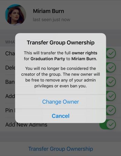 جدیدترین آپدیت تلگرام یافتن افراد و گروههای نزدیک به شما